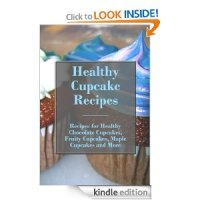 FREE Kindle Book: Healthy Cupcake Recipes
