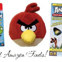 Angry Birds Toy Deals at Amazon