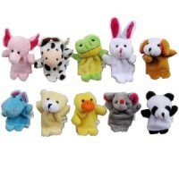 Finger Puppets Set for $3.79 Shipped