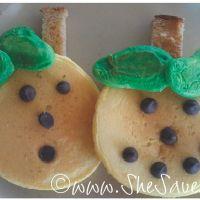 She's Creative | Pumpkin Pancakes