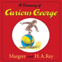 A Treasury of Curious George for $5 Shipped