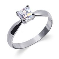 Amazon Deals Cubic Zirconia Ring Deal