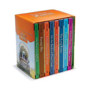 Little House on the Prairie Book Set