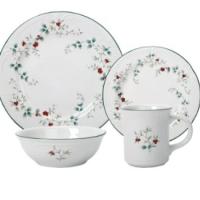 Pfaltzgraff Winterberry 16-Piece Dinnerware Set for $27.99 Shipped