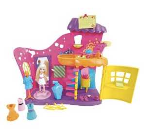 Polly Pocket Salon