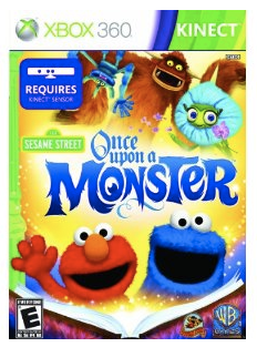 Sesame Street XBOX Game