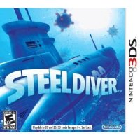 SteelDiver Nintendo 3DS Game For $9.13 Shipped