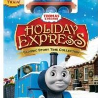 Thomas & Friends Holiday DVDs!
