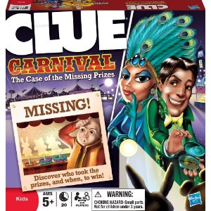 Clue Carnival Game