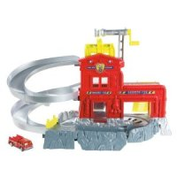 Matchbox Cliff Hangers Fire Station for $14.27 Shipped