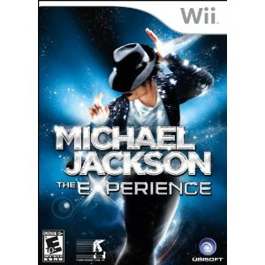 Michael Jackson Wii Game