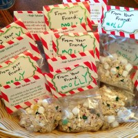 Reindeer Food Recipe and Free Printable