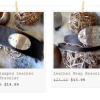 Darling Sleek & Chic to Funky & Junky Handcrafted Jewelry Starting at $10.99