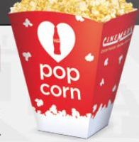 Cinemark Coupon | $2 Off A Large Popcorn
