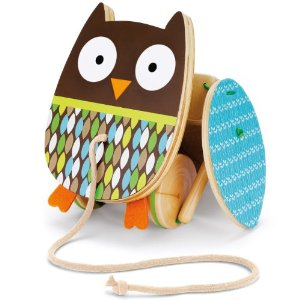 Owl Pull Toy