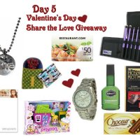 Day 5 | Share The Love Valentine's Day Giveaway
