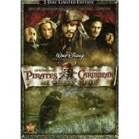Pirates of the Caribbean: At World's End DVD For $5.06 Shipped