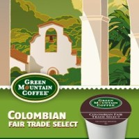 COLOMBIAN FAIR TRADE SELECT KCups $10.99 + FREE Shipping WYB 5 or more Items
