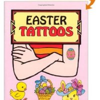 Easter Tattoos for $1.39 Shipped