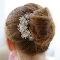 Flower Hair Clip for $4.58 Shipped