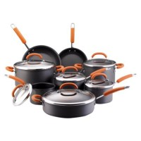 Rachael Ray Cookware Set for $190 Shipped