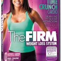 Rebate | FREE The FIRM Time Crunch Cardio DVD wyb Minute Rice