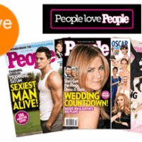 Saving Star | $5.00 Off People Magazine