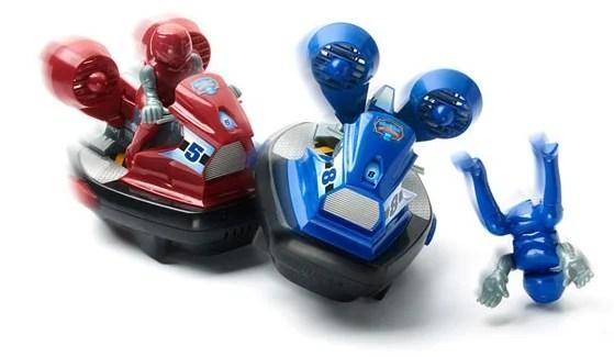 Speed Bumper Cars