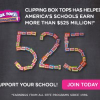 Box Tops For Education Online! Register to Support YOUR Favorite School!