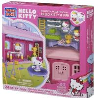 Mega Bloks Hello Kitty Workout Time For $13.43 Shipped