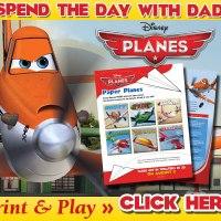Disney Activity   Fun and FREE PLANES Activities