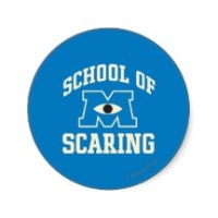 Attend the School of Scaring at the Disney Store