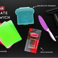 Winner, Winner, WINesday #8: Good Cook The Ultimate Sandwich Kit Review + Giveaway!