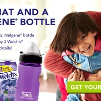 Rebate | FREE Nalgene Bottle WYB Welch's Juice