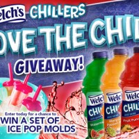 Welchs Love the Chillers Giveaway