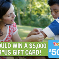 Enter Your Kids in the Stuck on Me Band-Aid Sing-Along Contest + Giveaway!