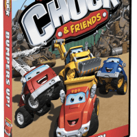 The Adventures of Chuck & Friends: Bumpers Up! Review + Giveaway!