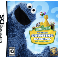 Cookie Monster Nintendo DS Game For $6.49 Shipped