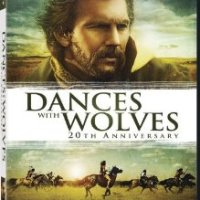 Dances with Wolves DVD for $4.75 Shipped