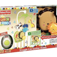 Fisher-Price Zoo Mobile For $23.92 Shipped