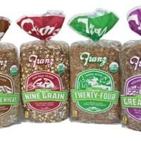Franz Organic Breads + $1.00 Off Franz Organic Bread Coupon!