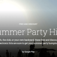 Free Music on Google Play | Summer Party Hits