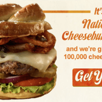 FREE Burger At Ruby Tuesday