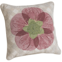 Janie Gross Chenille Pillow For $13.97 Shipped