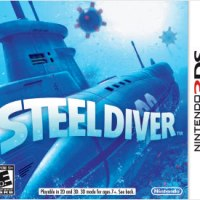 Steel Diver Video Game For $2.99 Shipped
