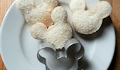 Mickey Mouse Finger Sandwiches + Mickey Mouse Cookie Cutter For $0.60 Shipped