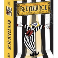 Beetlejuice Complete Series For $34.49 Shipped