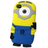 Despicable Me iPhone Case For $3.66 Shipped