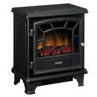 Duraflame Vent-Free Metal Stove For $94.97 Shipped