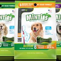 FREE Minties Dental Treat Sample